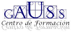 Centro de Formación Gauss Logo